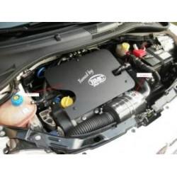 Cache moteur Bmc Air filtre Fiat 500 1.4 16V 100cv 2007 - Aujourd'hui