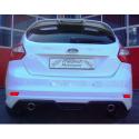 Silencieux arrière duplex Inox Ford focus III 1.6 TI 125cv 2011 - Aujourd'hui