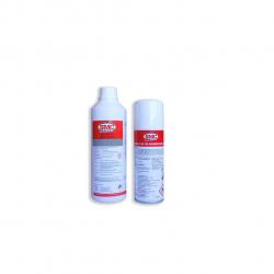 Kit nettoyant filtre BMC Detergent + huile en spray
