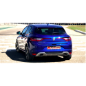 Silencieux Arrière Groupe N Renault Megane 4 GT 1.6 TCE 205 Cv 2015 - Aujourd'hui